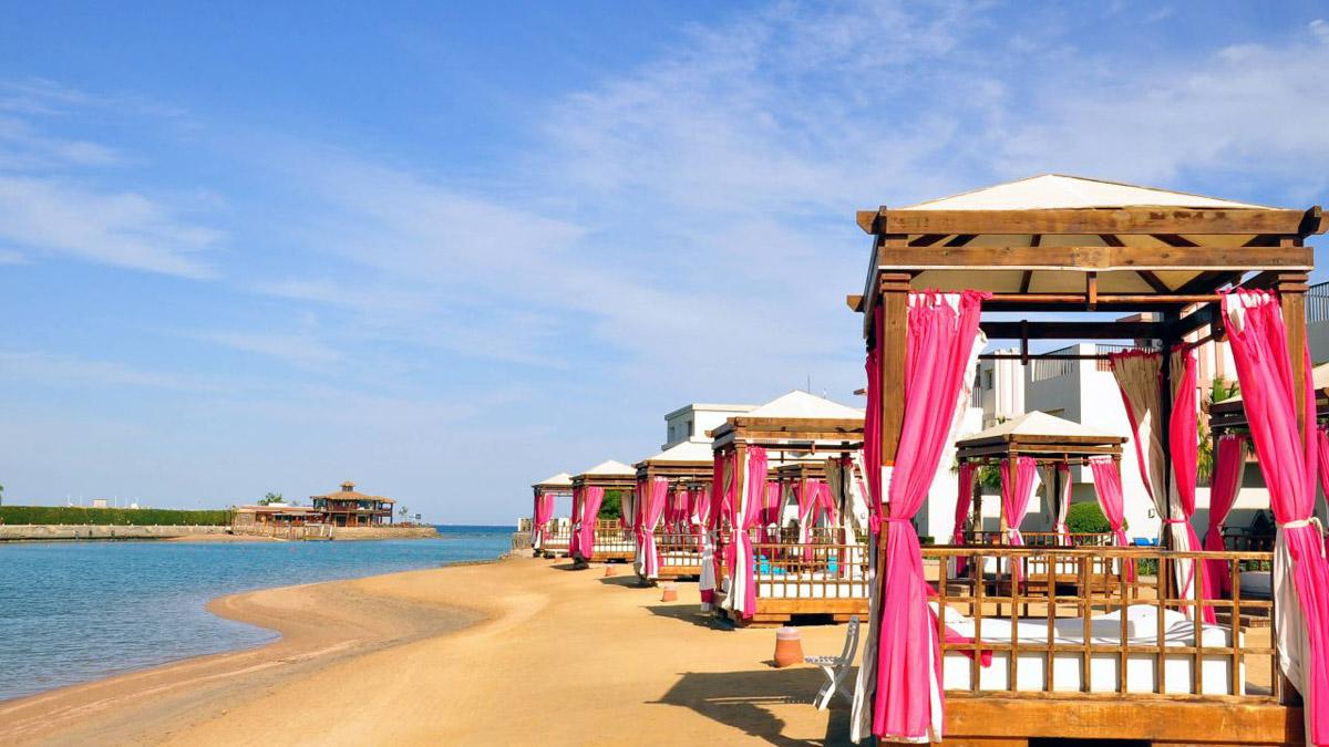 Sunrise Crystal Resort Hurghada