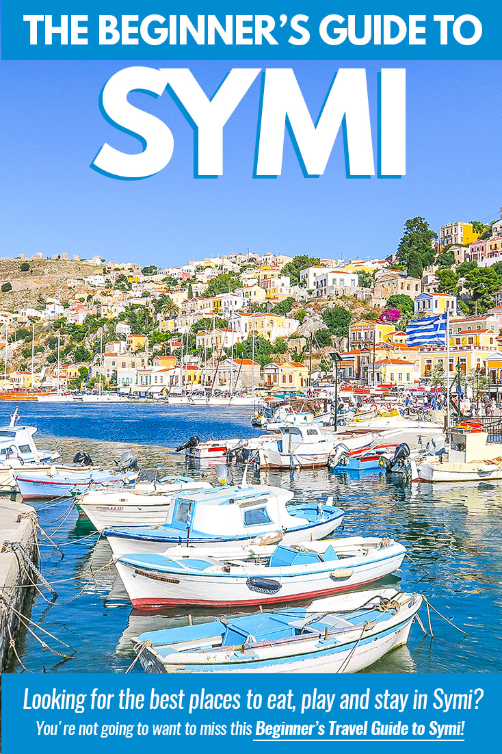 Beginner's Guide to Symi Greece