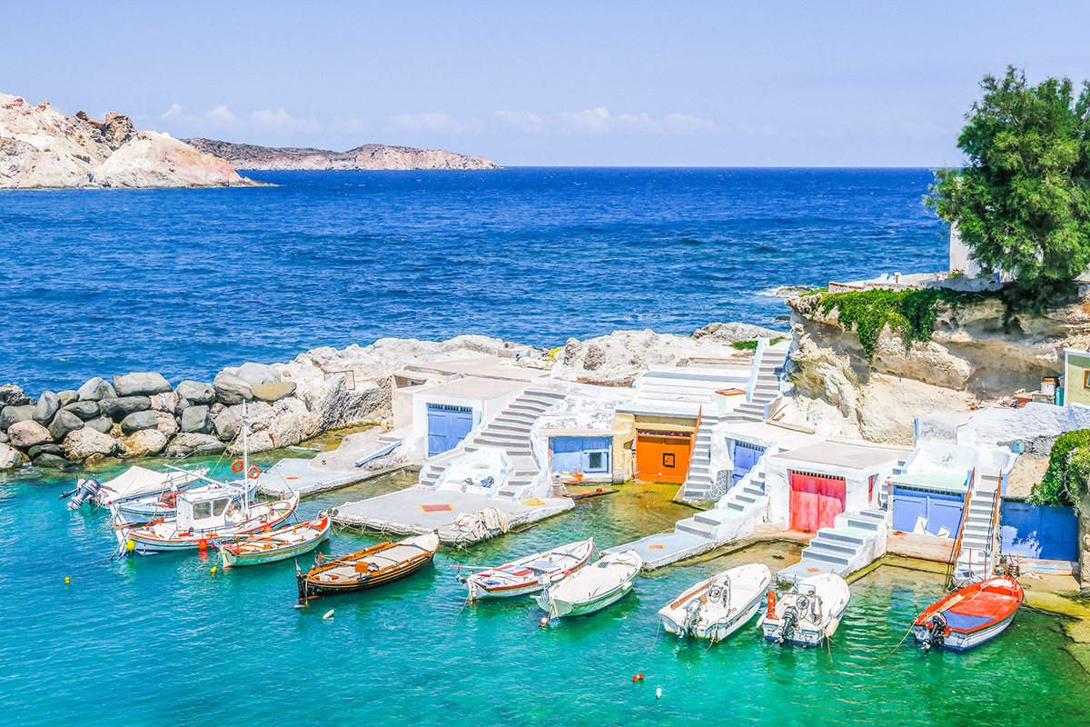 Which Greek Island To Go To