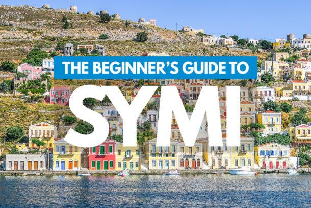 Symi Greece - Greek Island of Symi