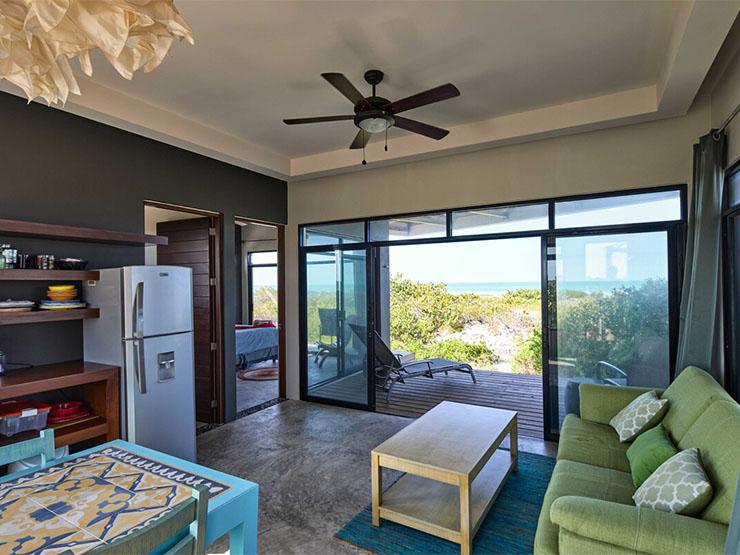 Ground Floor Beach Suite- RioLagartos