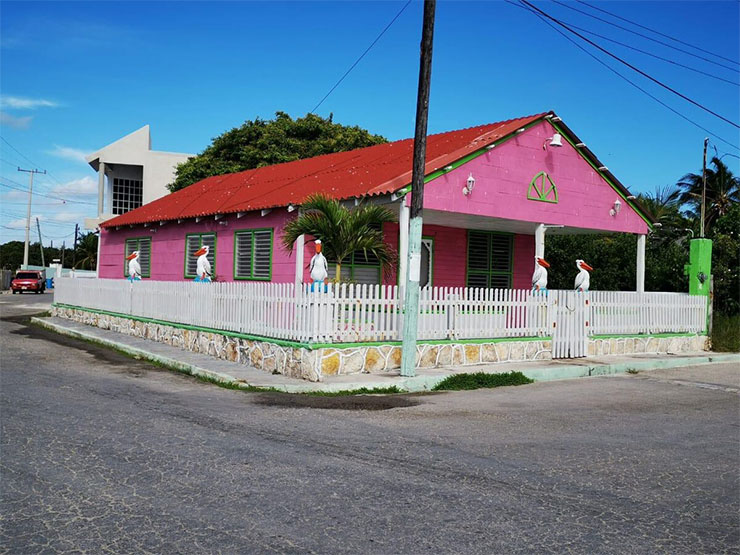 Pelican House-RioLagartos