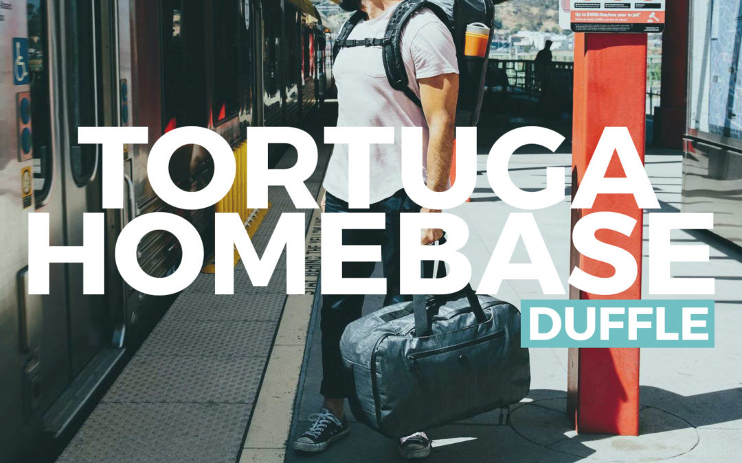 REVIEW: Tortuga Homebase Duffle Case