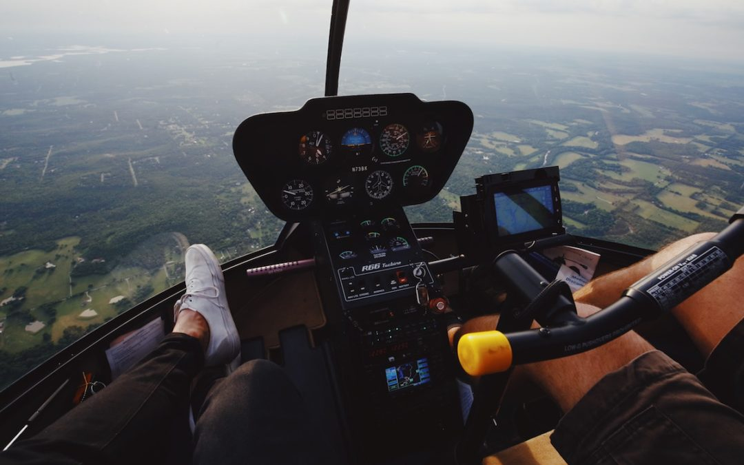 5 Best Helicopter Rides by Tinggly