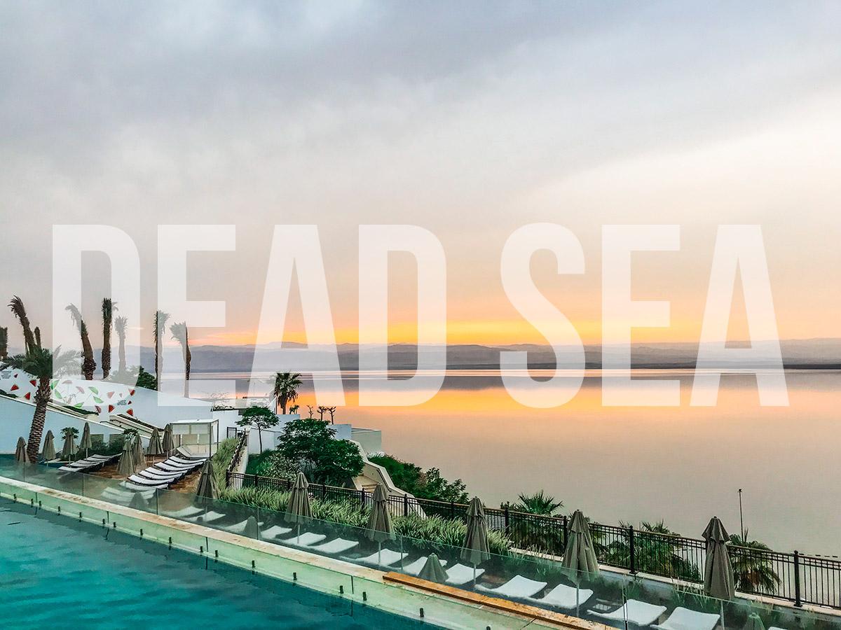 The Dead Sea - Jordan
