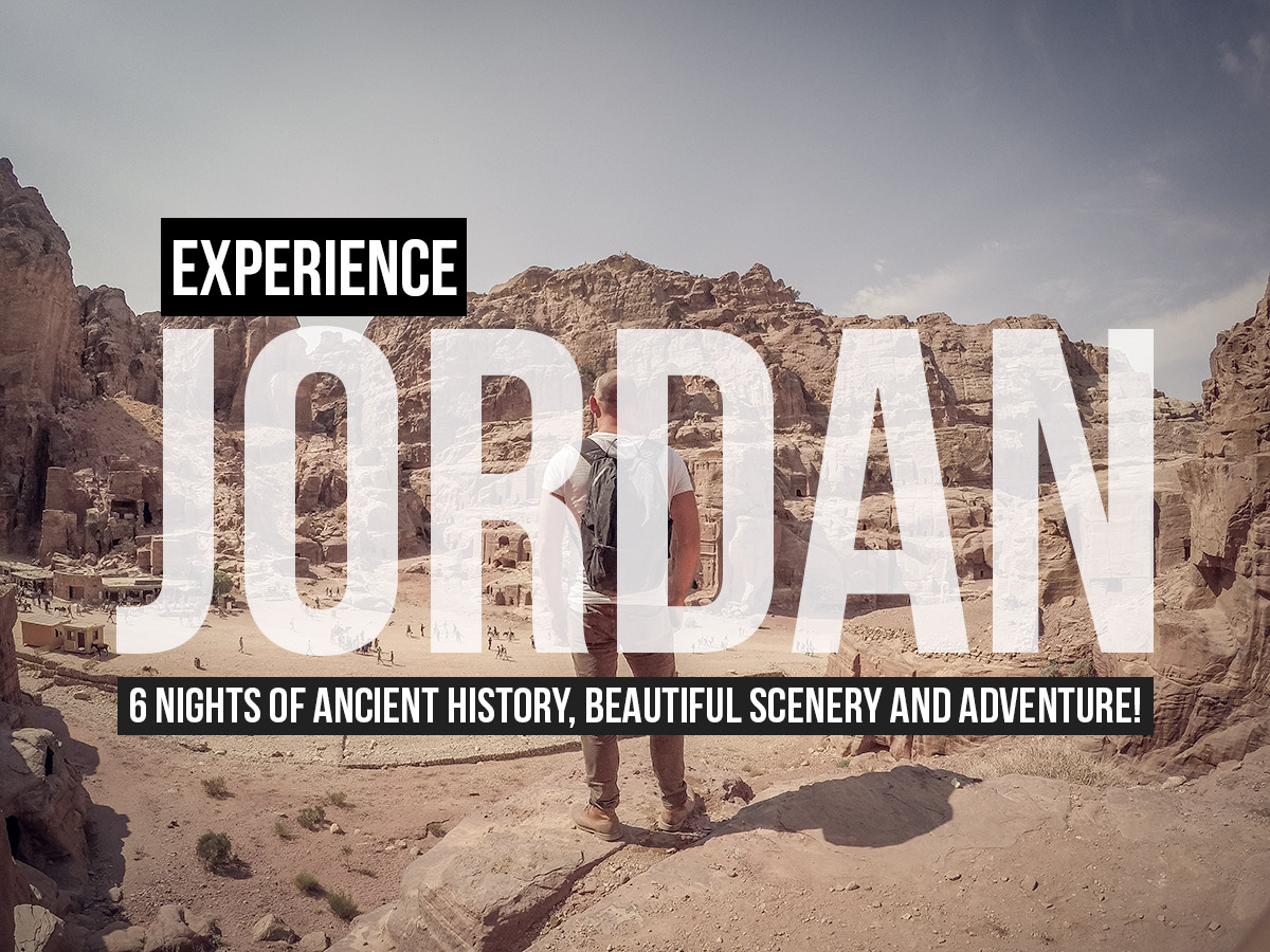 Experience Jordan - Travel Guide to Jordan