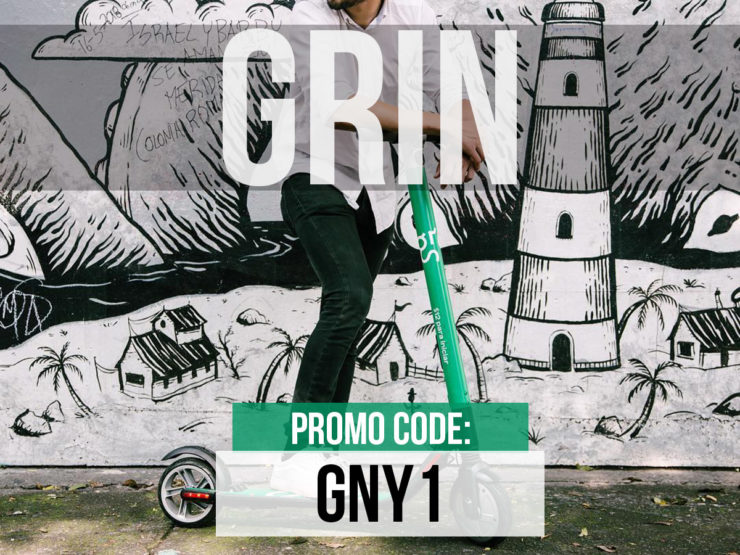 Grin Scooter Promo Code