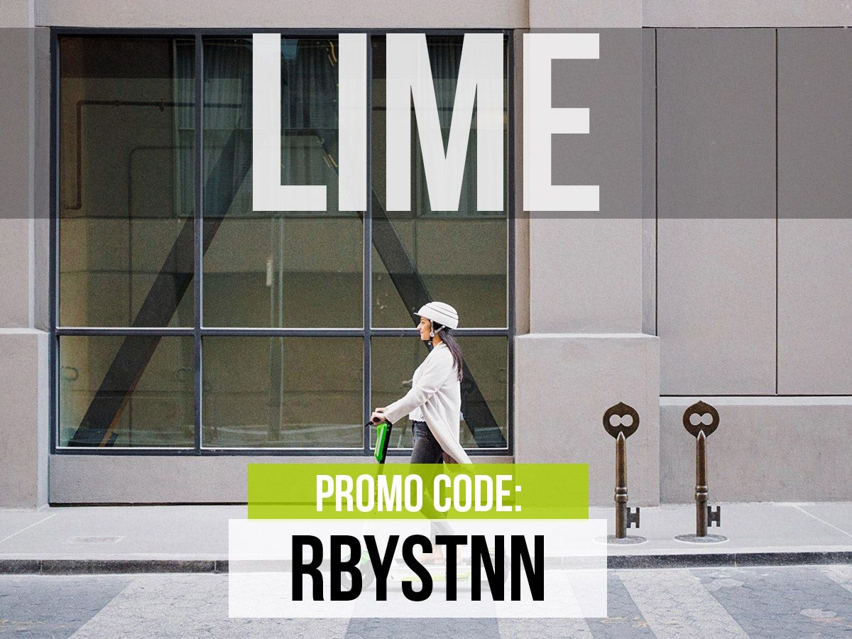 Lime Scooter Promo Code Mexico City