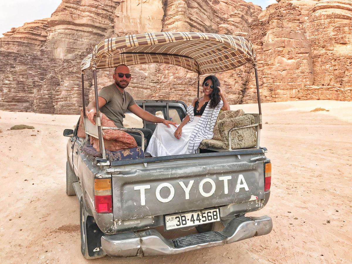 Wadi Rum - Desert Safari