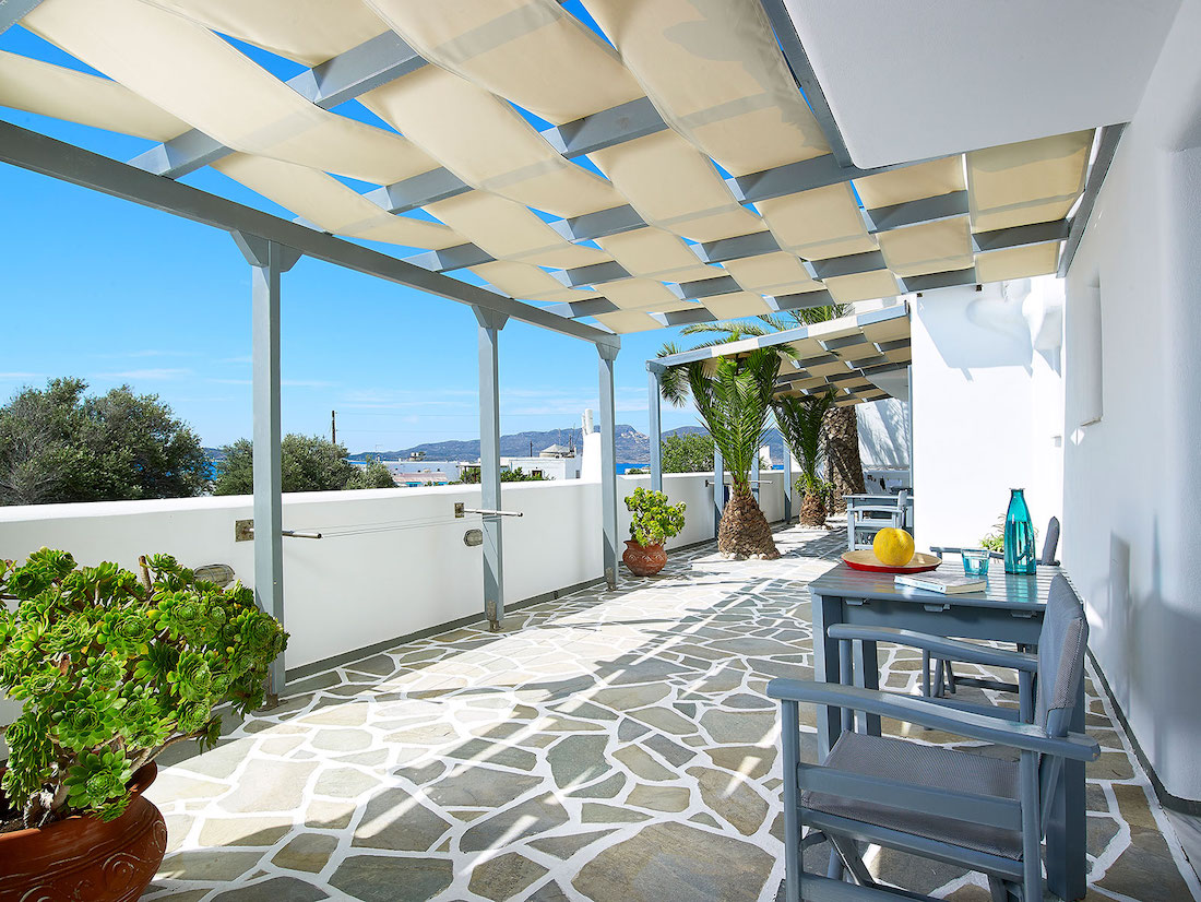 Galanis Rooms Milos Greece