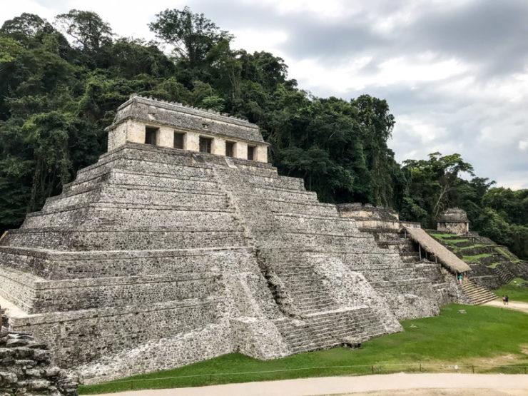 Palenque Ruins