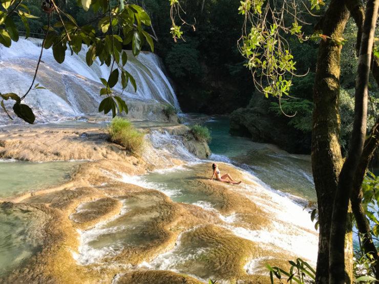 Visit Cascadas de Roberto Barrios - Roberto Barrios Waterfalls