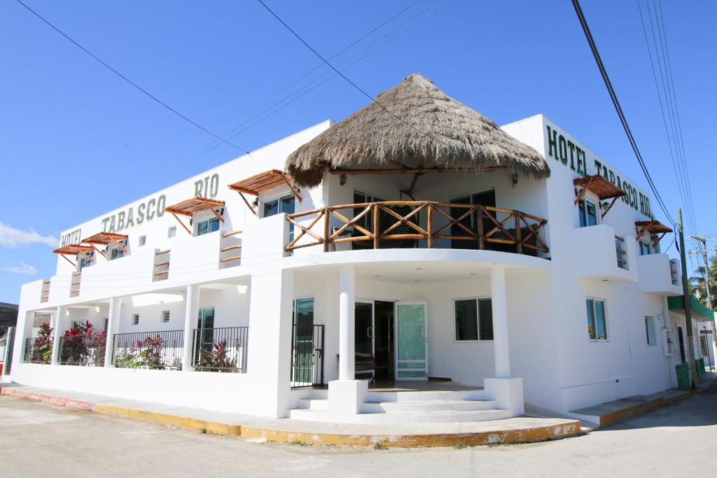 Where to stay in Rio Lagartos