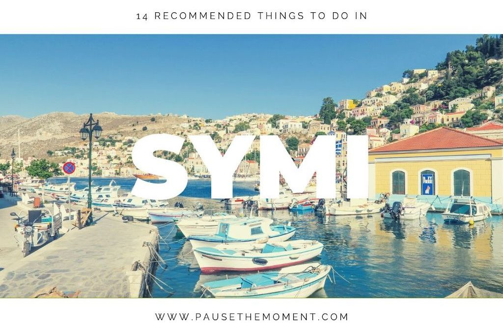 14 Recommended Things to Do in Symi