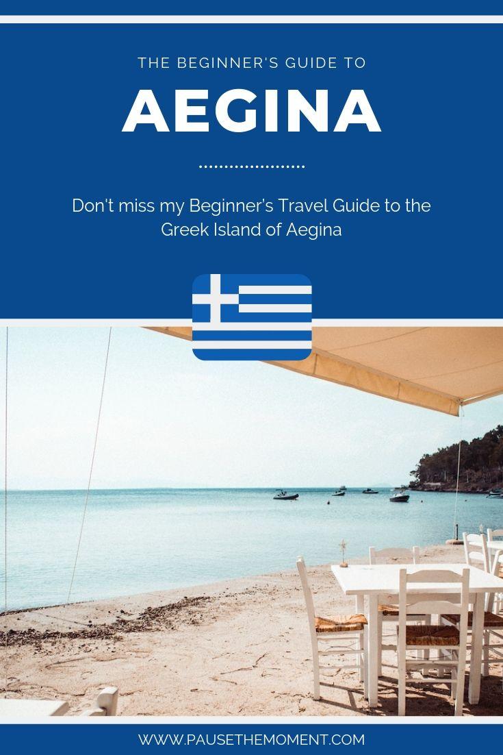 Aegina Travel Guide Pinterest