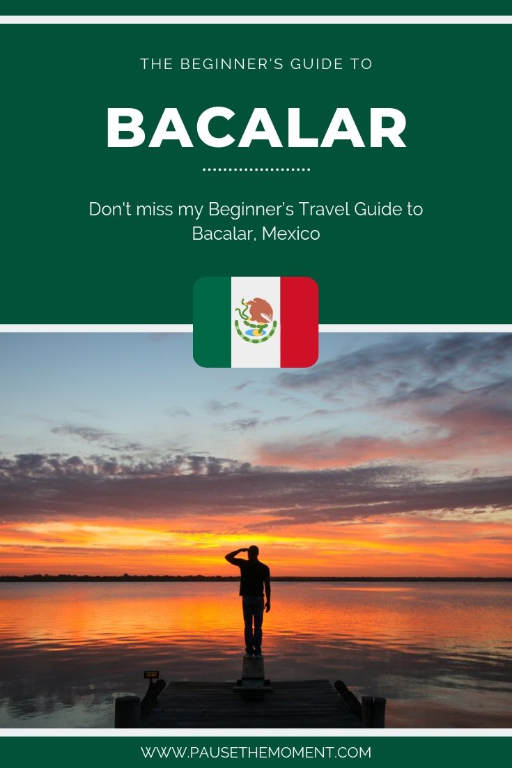 Bacalar Travel Guide Pinterest
