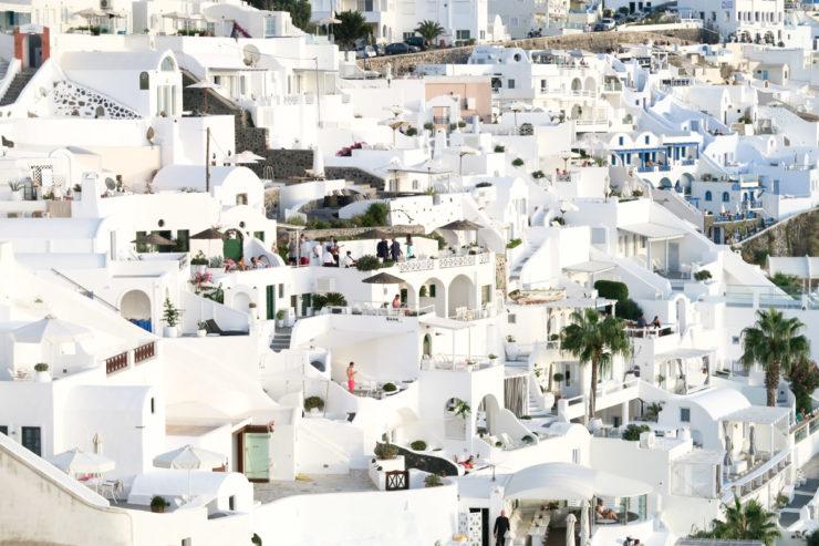 Hotels Santorini Greece