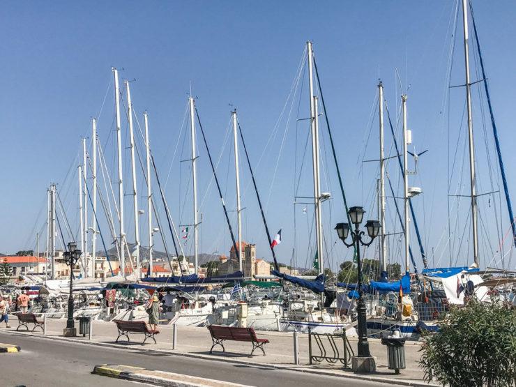How to Get to Aegina Greece