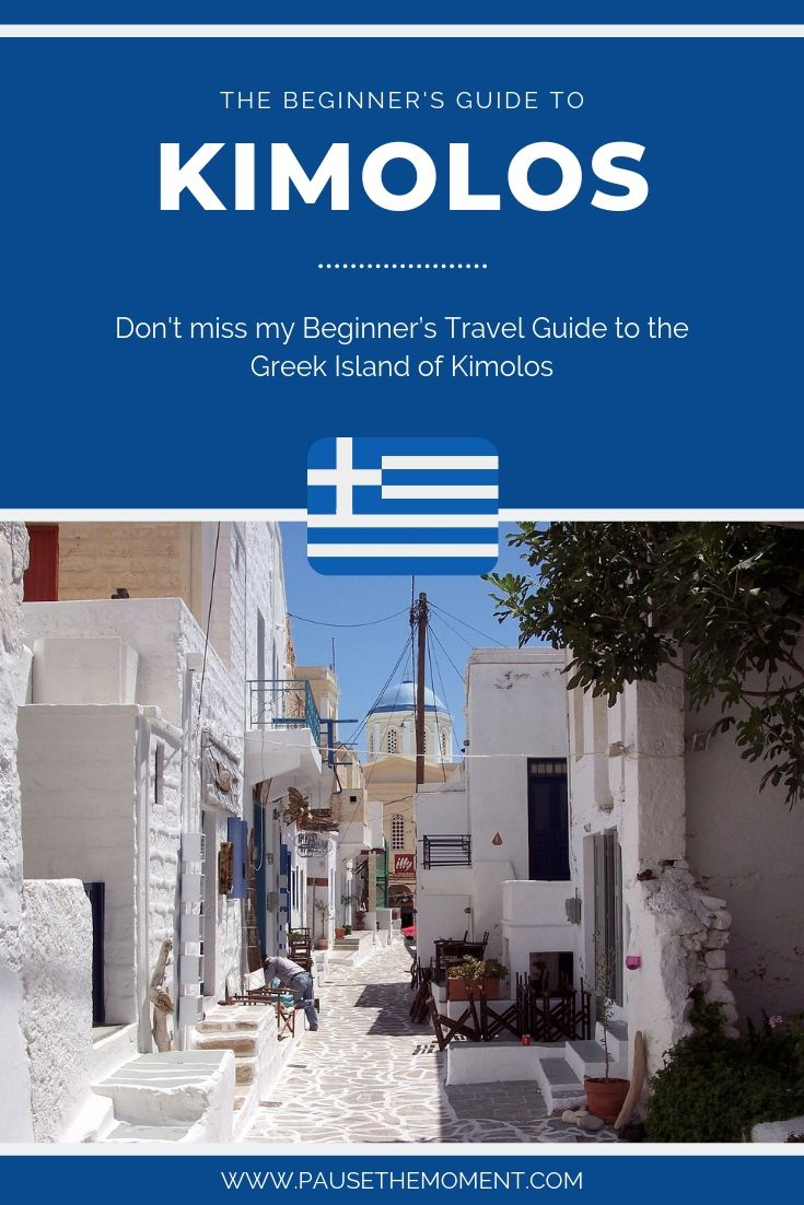 Kimolos Travel Guide Pinterest
