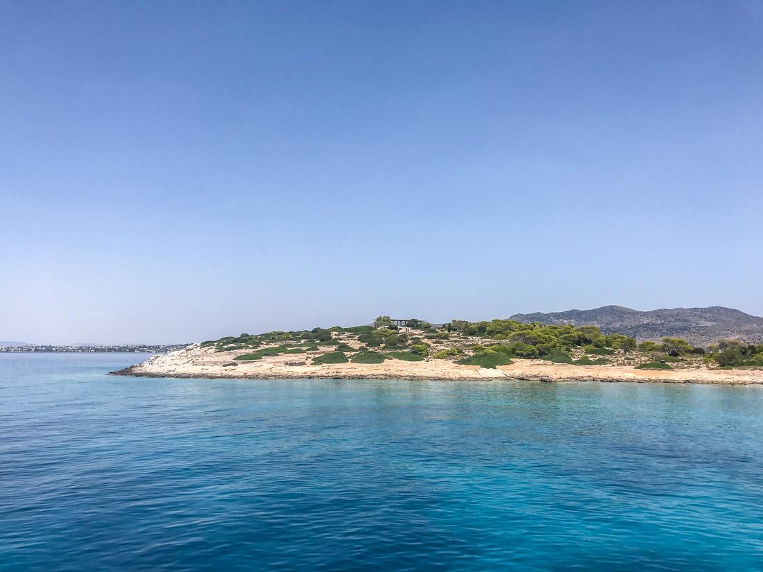 Moni Island Greece