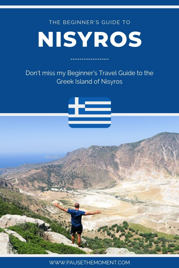 Nisyros Travel Guide Pinterest