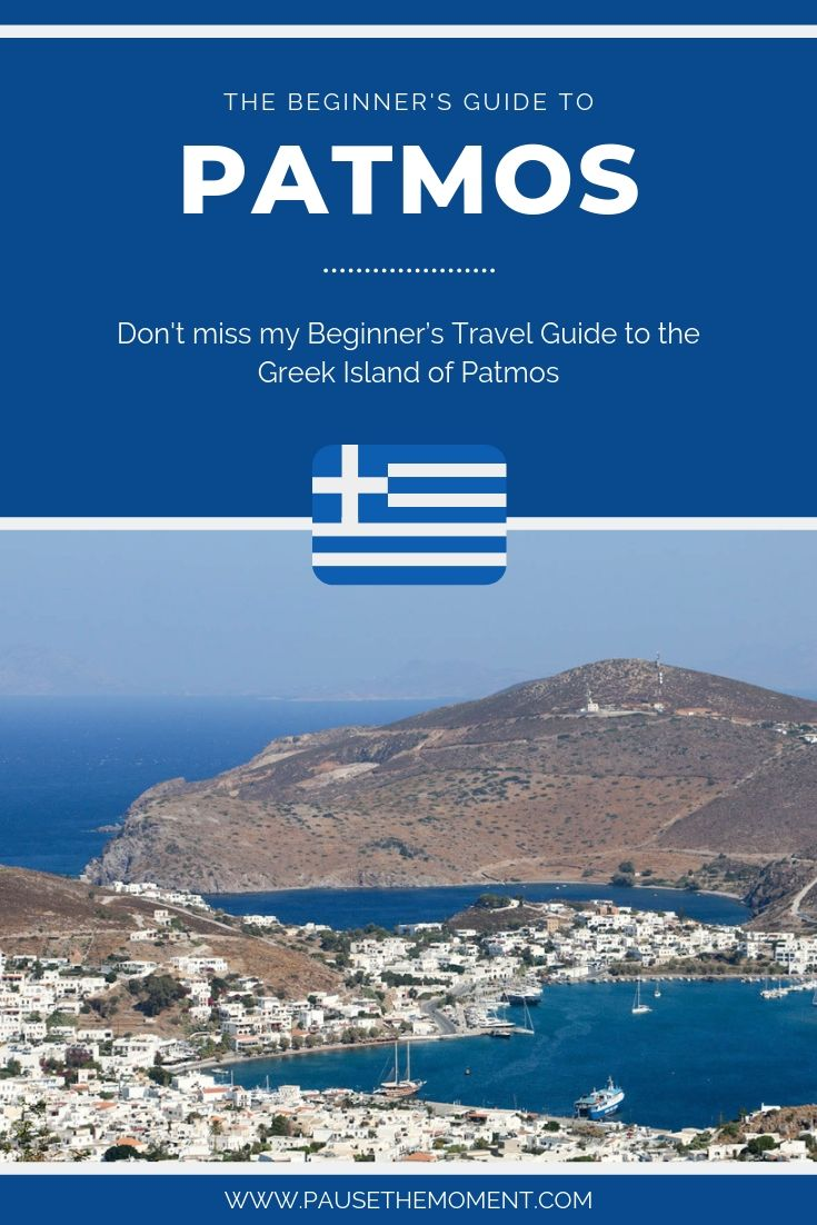 Patmos Travel Guide Pinterest