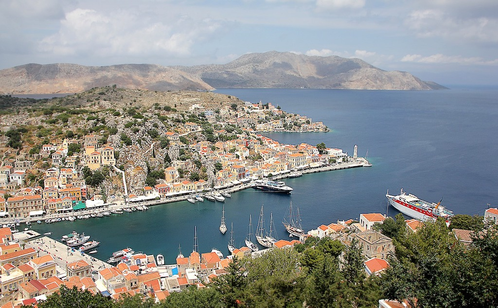 Port Symi
