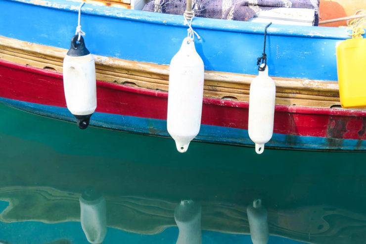 Santorini Fishing