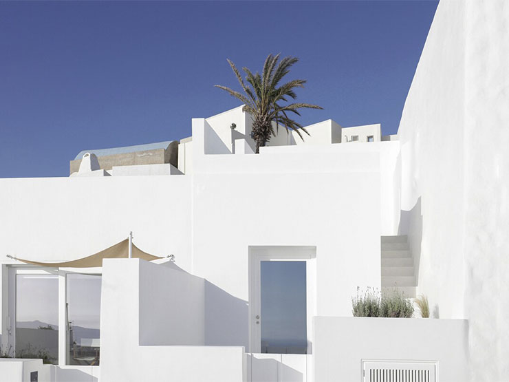 Villa Drop- Thira