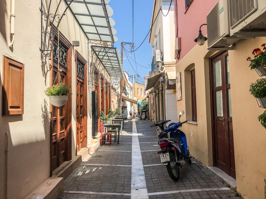 Where to Stay in Aegina Greece