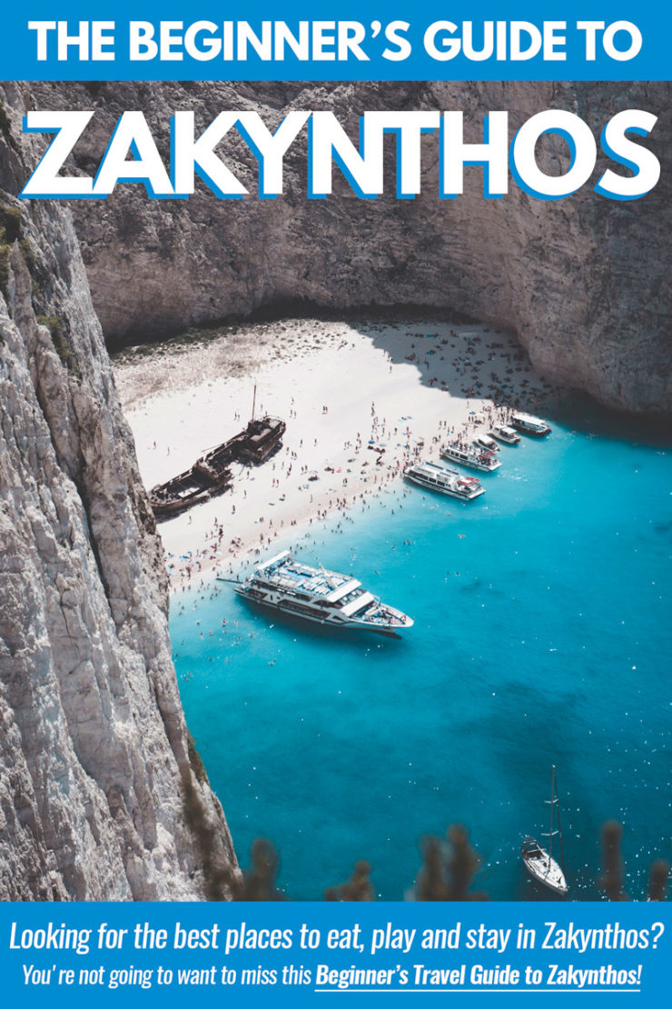 Zakynthos Greece Travel Guide