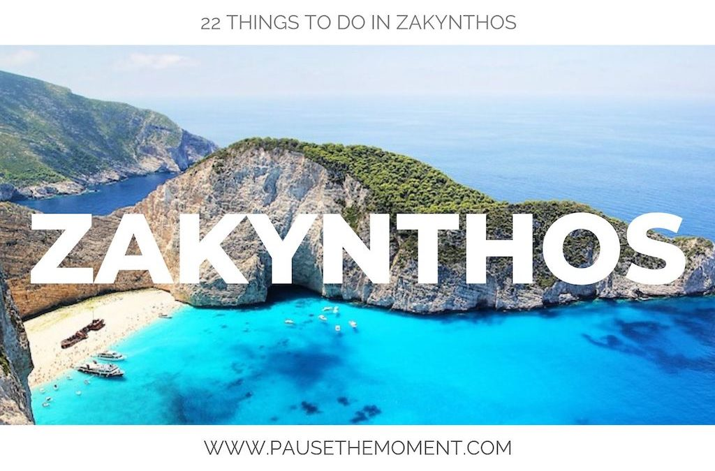 22 Things to Do in Zakynthos