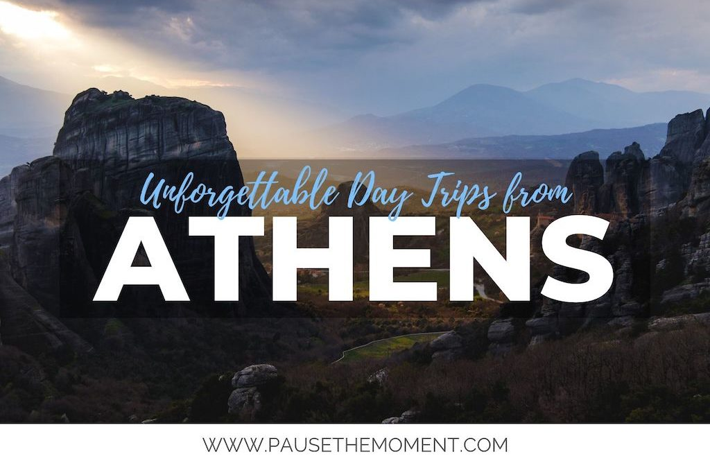 8 of the Best Day Trips from Athens