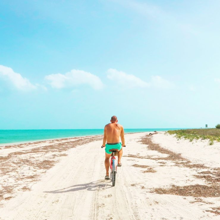 Isla Holbox Bicycle Rentals