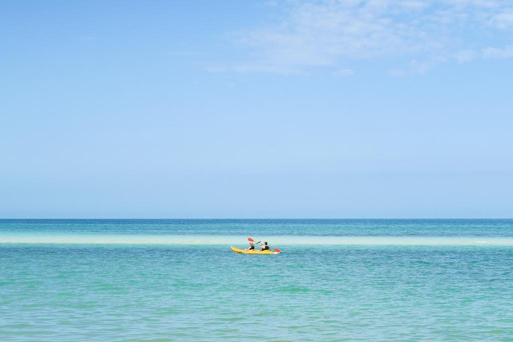 Isla Holbox Sea Kayaking