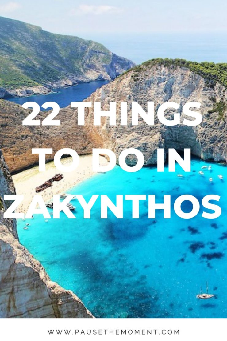 Things To Do in Zakynthos PIN