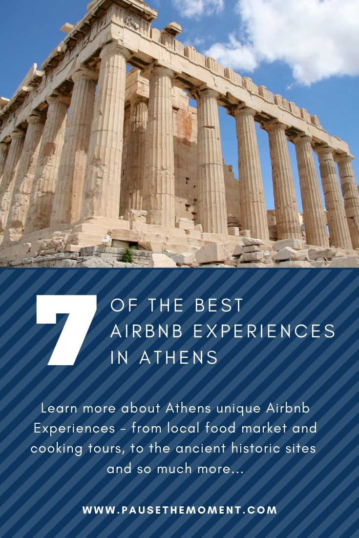 7 Airbnb Experiences in Athens That Cannot Be Missed PIN