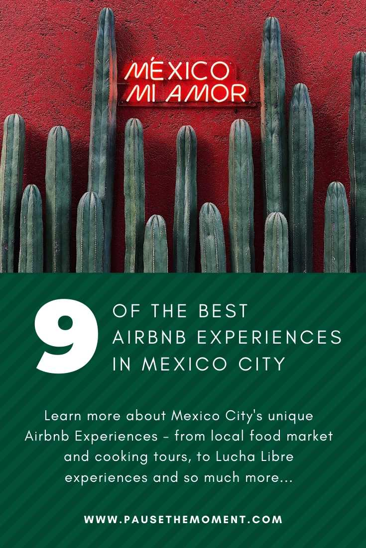 Mexico City Airbnb Experiences