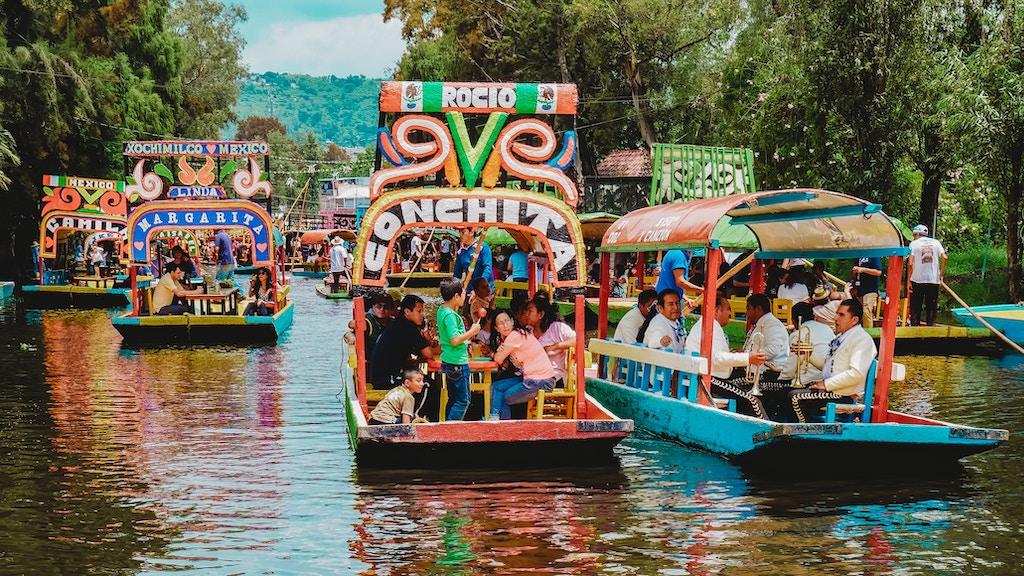 Xochimilco Mexico City Airbnb Experience