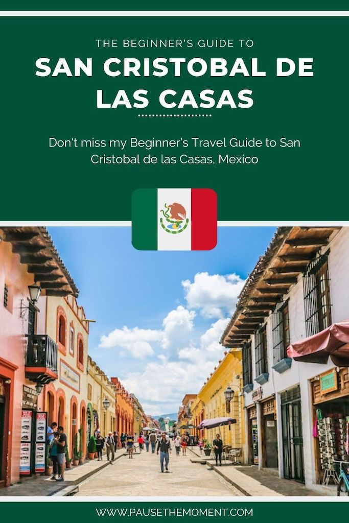 San Cristobal de las Casas Travel Guide PIN