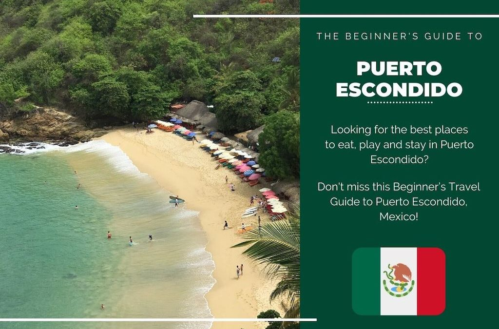 Puerto Escondido 101: The Beginner's Guide to Puerto Escondido, Oaxaca