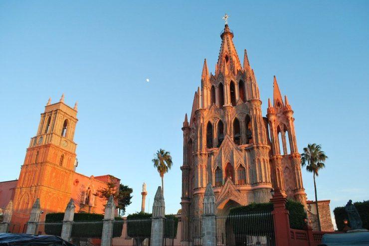 Santo Domingo Church, San Miguel de Allende