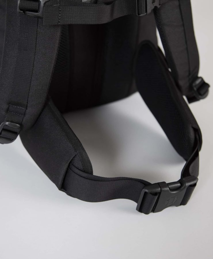 Prelude Travel Backpack_ Belt