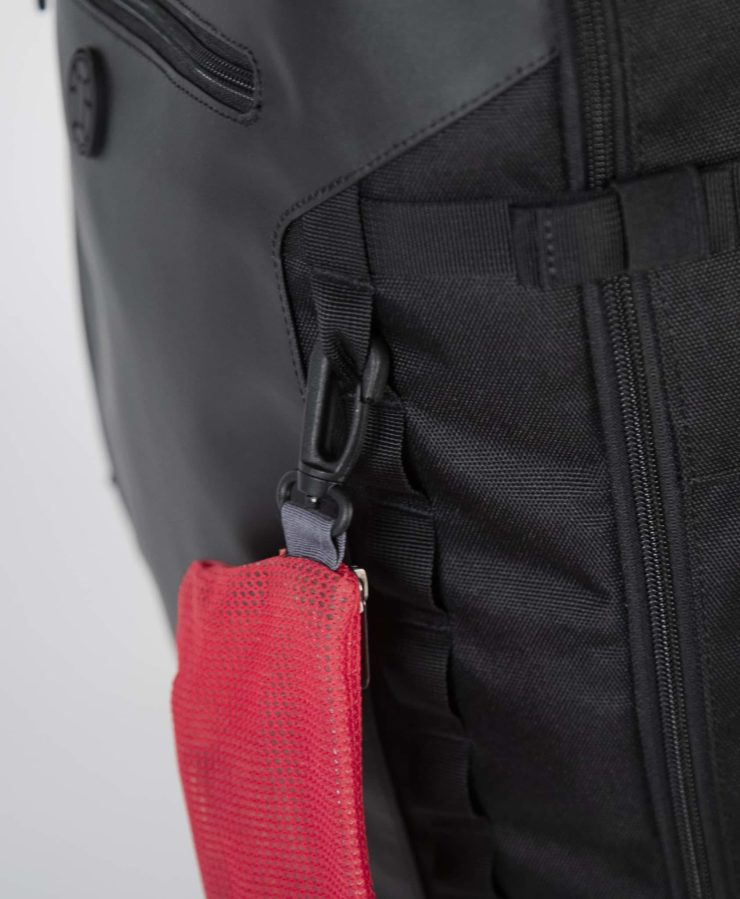 Prelude Travel Backpack_ Clip