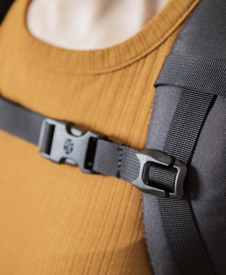 Prelude Travel Backpack_Sternum.Strap