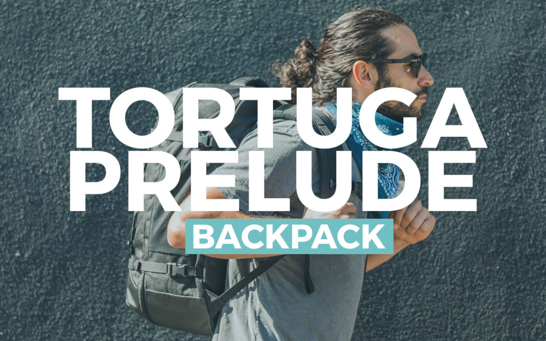 Tortuga Prelude Backpack Review