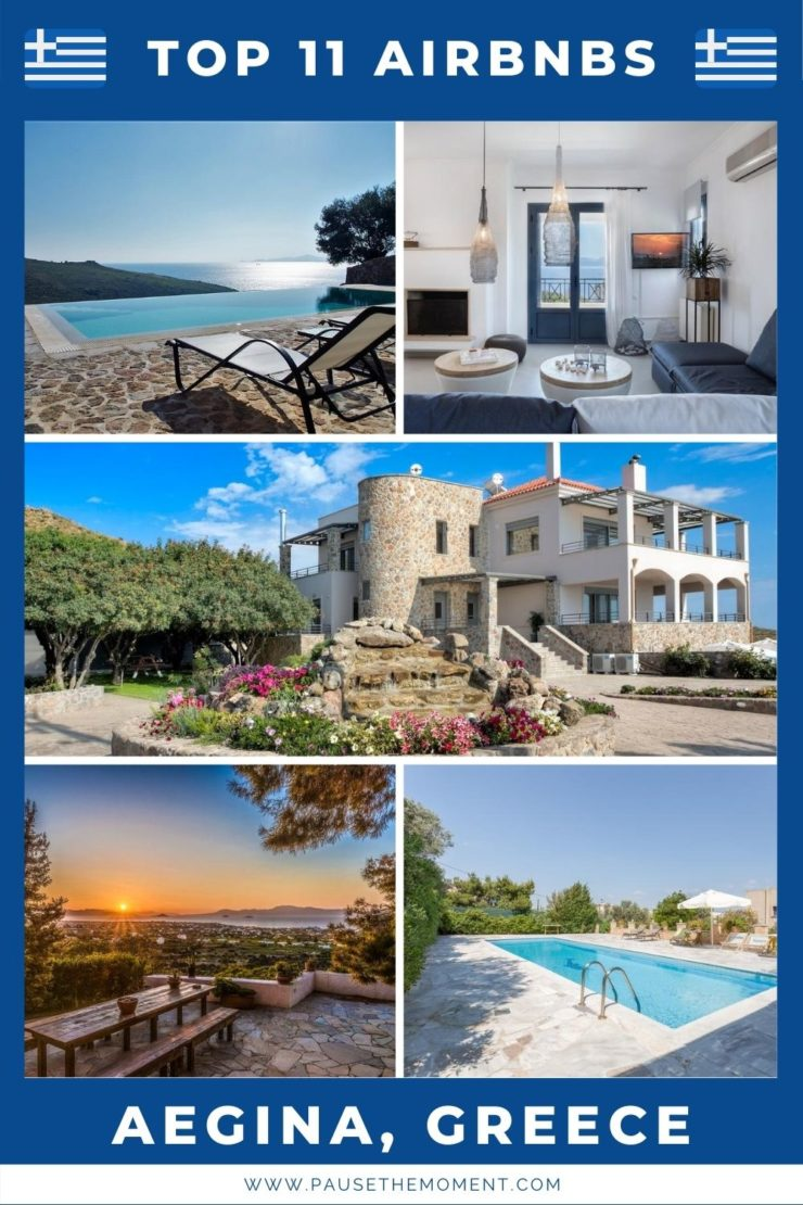 11 Best Airbnbs in Aegina, Greece_