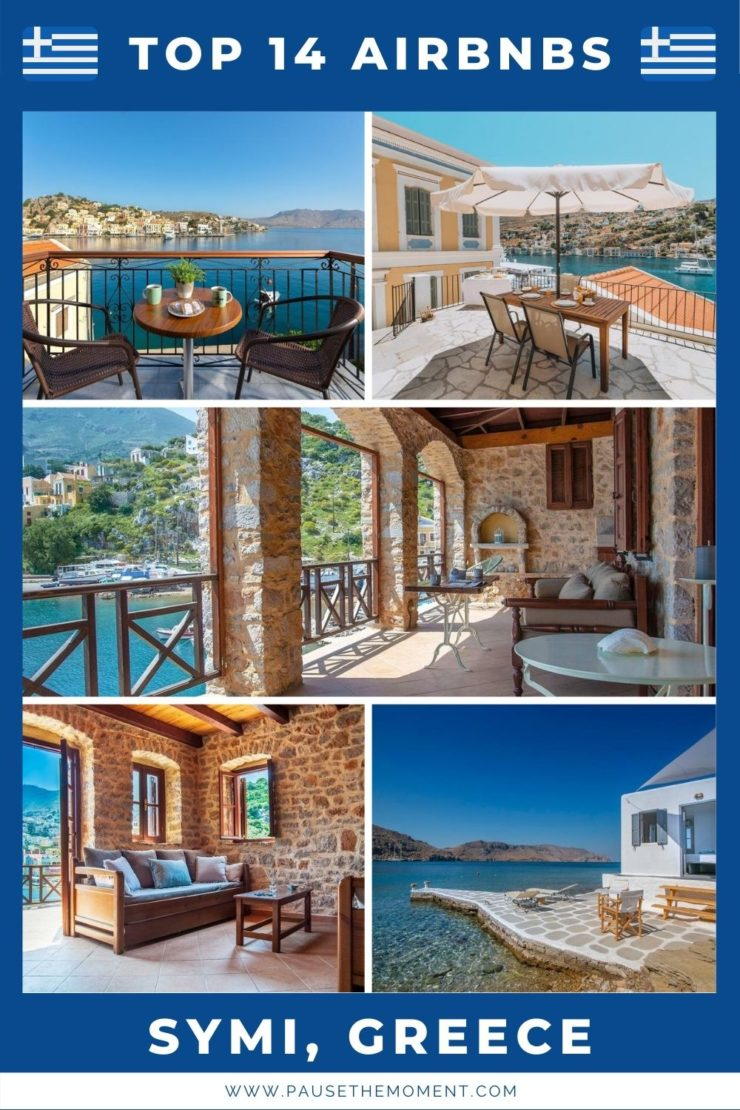 14 Best Airbnbs in the Greek Island of Symi