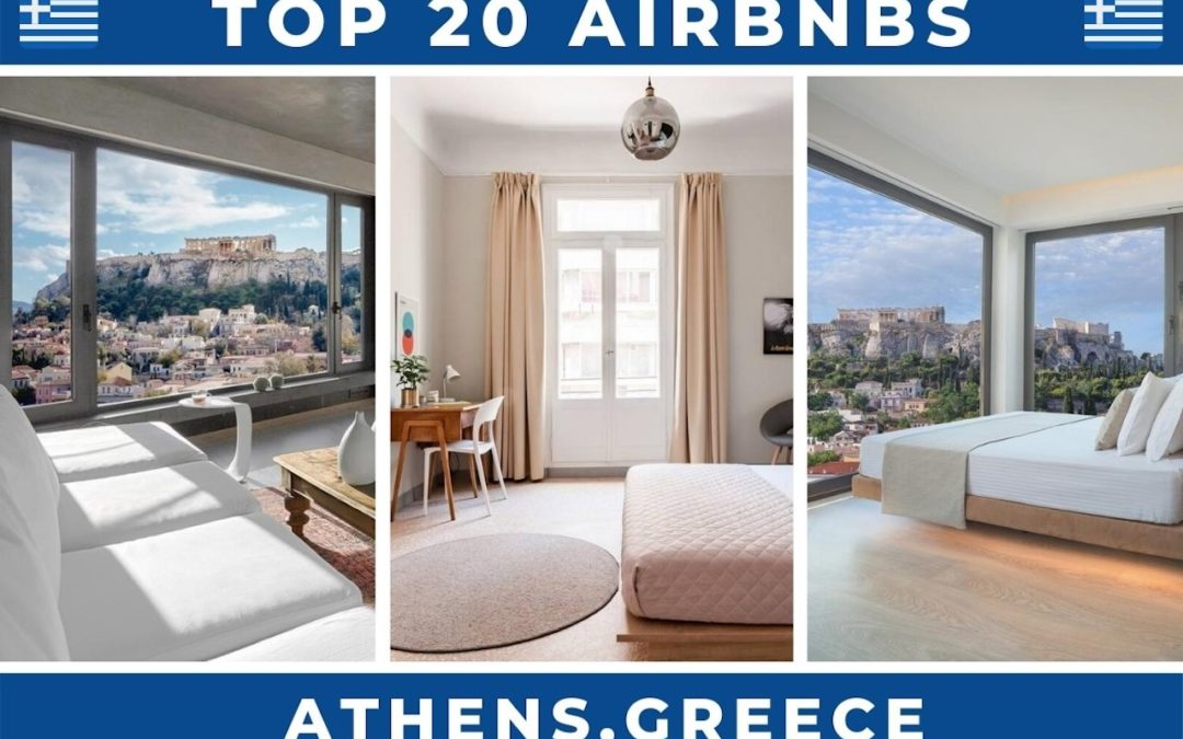 20 Best Airbnbs in Athens, Greece_