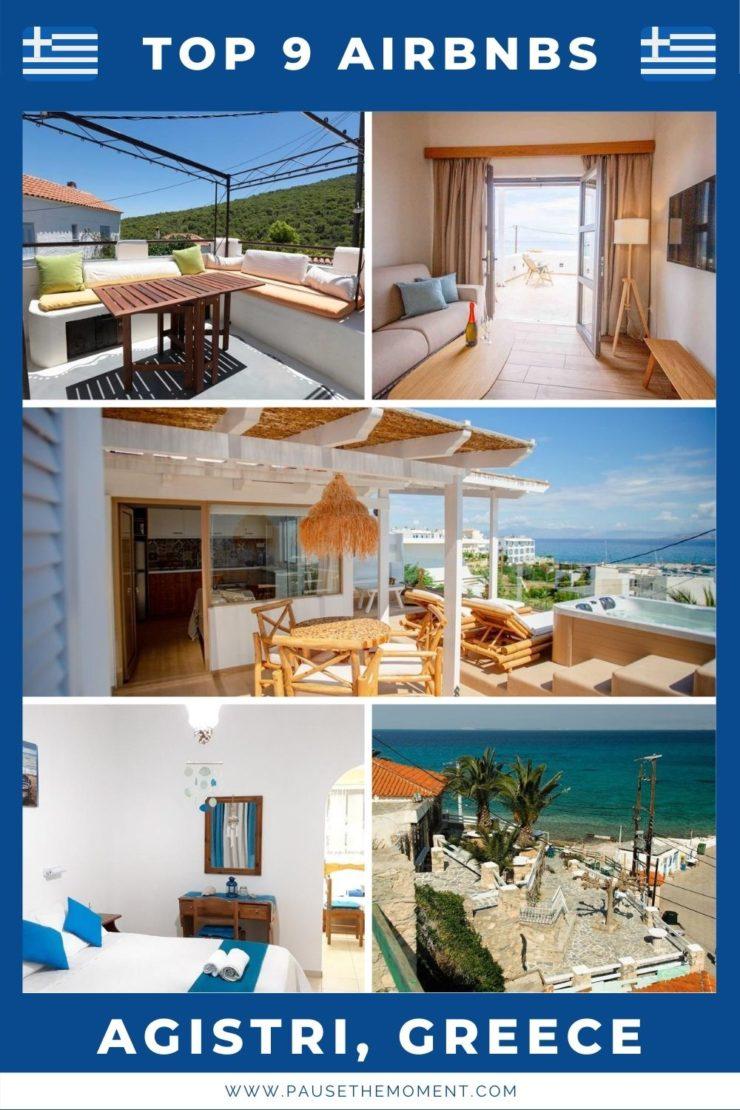 9 Best Airbnbs in Agistri, Greece